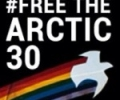 Free the Arctic 30 Vigil TONIGHT