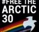 Free the Arctic 30 Vigil TONIGHT