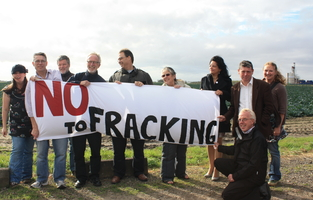 Anti Fracking Day Tomorrow